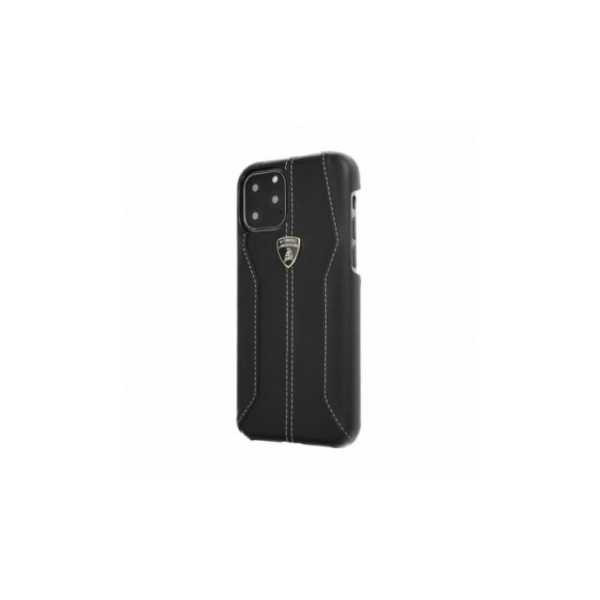 Iphone Xr, Originálny zadný kryt, TPU, Elegant, Čierny