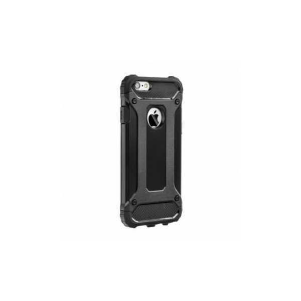 Étui de téléphone trempé FORCELL ARMOR sur le XIAOMI Redmi Note 8T  Noir